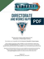PF Directorate ORBATs 2.01