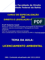 Aulalicenciamentoufba11 2012 121125041031 Phpapp01