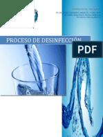 Procesos de Desinfección - Laboratorio