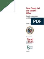 DCSO Final Jail Study 062514