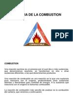 Teoria de La Combustion
