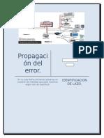 Propagacion Del Error.