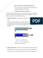 Clasificacion cilindros neumaticos