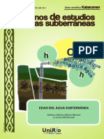 Edad Agua Subterranea