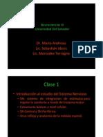 Micro y Macro Anatomia del SNC