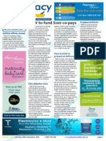 Pharmacy Daily for Mon 28 Sep 2015 - NSW co-payments, AHPRA, Basel Statements revised, Tresiba approval, APP2016 AMPERSAND much more