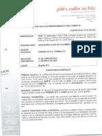Contrato de Arrendamiento Bk Chico Navarra