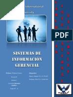 Sistemas de Información Gerencial Peter Williams