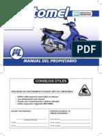 Manual de Usuario DLX 110