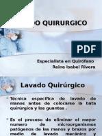 6.-LAVADO QUIRURGICO