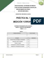 Practica de Medicion de Errores FESC