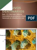2) Adhesivos Dentinarios 2012