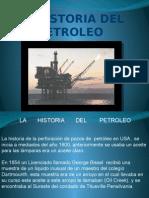 La His.t Del Petroleo