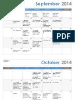 math 7 september 2014