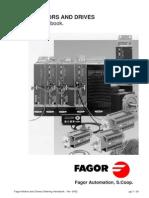 FAGOR Motors and Drives Handbook