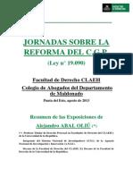 Presentaciones Dr.abal Reforma CGP