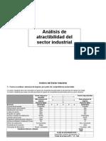 Análisis Del Sector Industrial-Fuerzas Competitivas