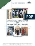 manual para la prevencion del secuestro y la extorsion