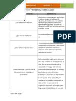 Enfoques y Tendencias Curriculare1