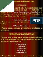 02- Propriedade Dos Materiais