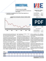 Estadísticas de Empleo en Chile