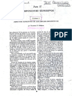 HAMMER Capitulo 3 Componentes Expresivos