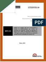 Meta 33 CNC Publicacion ITSE Tipo B 27032015
