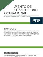 Resumen Acuerdo Gubernativo Numero 229-2014