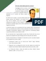 Biografia Del Inca Garcilaso de La Vega