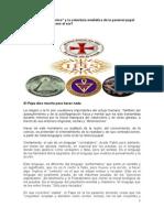 """El lenguaje, lo """"histórico"""" y la cobertura mediática de la pastoral papal (Telesur"""