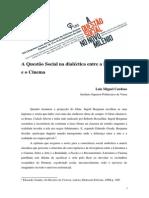 Cardoso a Questão Social Na Dialética Do Cinema