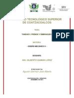 Unidad 5. Frenos y Embragues. Jose Alberto Agustin