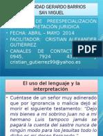 Interpretación Jurídica.pptx