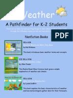 weatherpathfinder garnett