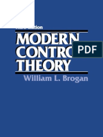 William L. Brogan-Modern Control Theory-Prentice Hall