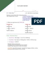 Unit 1 Notes Overview