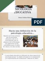 Psicologia Educativa, Concepto, Historia, Actualidad