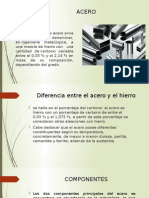 Diapositivas sobre el acero en areas corrosivas