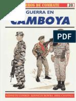 Carros de Combate 20 Guerra en Camboya