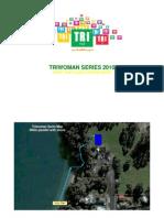 Triwoman Series 2010