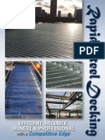 Rapid Steel Decking Brochure
