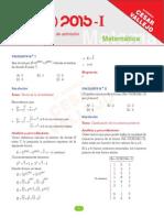 UNI Matematica 2015 1