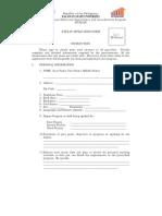 Etteap Online Application