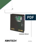 KT-300 Installation Manual DN1315 0810 En