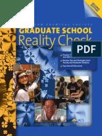 Graduate School Reality Check