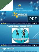 Campaña Anorexia Presentacion