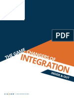 The Game Changers of Integration