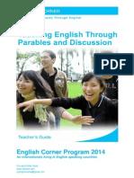 English Corner Lessons 2015