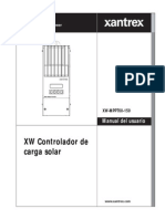 Xantrex Xw Mppt Manual Usuario Es