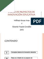 guiadisenoproyectosinnovacionwillyyeduardo2012-130316202236-phpapp01